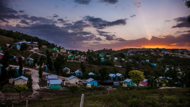 haiti-village-sunset-7657
