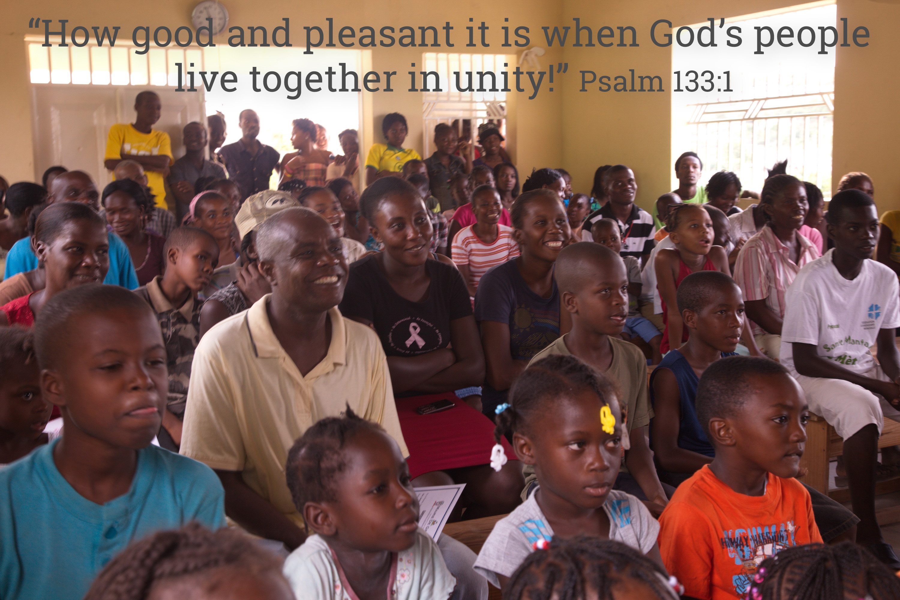 Church Website Page